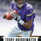 2014 Rookies & Stars Football Card #188 Teddy Bridgewater