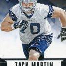 2014 Rookies & Stars Football Card #200 Zach Martin