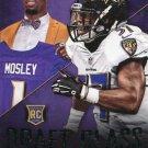 2014 Rookies & Stars Football Card Draft Class # CJ Mosley