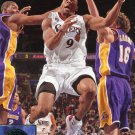 2009 Upper Deck Basketball Card #148 Andre Iguodala