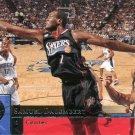 2009 Upper Deck Basketball Card #151 Samuel Dalembert