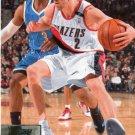 2009 Upper Deck Basketball Card #163 Steve Blake