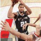 2009 Upper Deck Basketball Card #173 Tim Duncan
