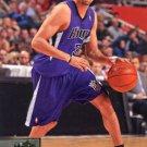 2009 Upper Deck Basketball Card #172 Francisco Garcia