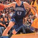 2009 Upper Deck Basketball Card #193 Andrei Kirilenko