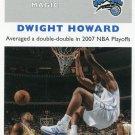 2007 Fleer Basketball Card 1961/62 #53 Dwight Howard