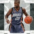 2009 Donruss Elite Basketball Card #11 Raymond Felton