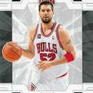 2009 Donruss Elite Basketball Card #14 Brad Miller