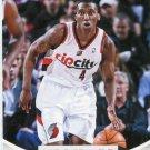 2012 Hoops Basketball Card #241 Nolen Smith