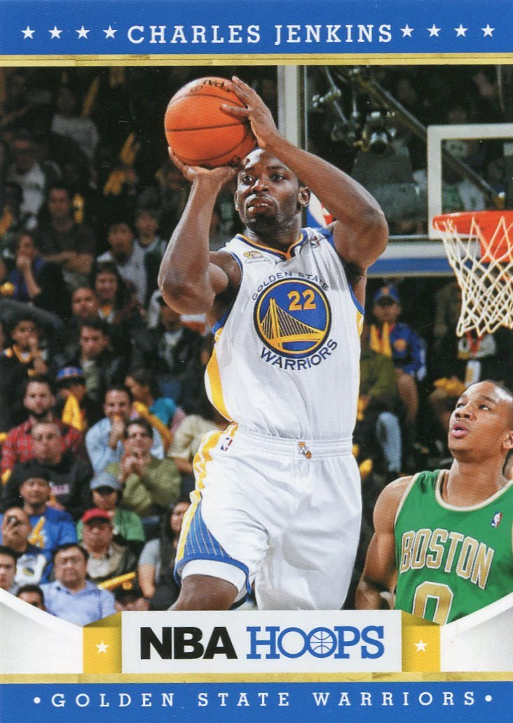 2012 Hoops Basketball Card #251 Charles Jenkins