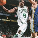 2012 Hoops Basketball Card #298 Rajon Rondo