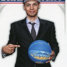 2012 Hoops Basketball Card Draft 12 #16 Evan Fournier
