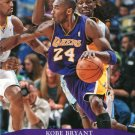2012 Hoops Basketball Card Franchise Greats #16 Kobe Bryant