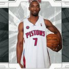 2009 Donruss Elite Basketball Card #28 Ben Gordon