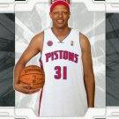 2009 Donruss Elite Basketball Card #30 Charlie Villanueva