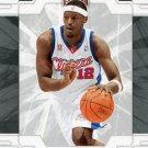 2009 Donruss Elite Basketball Card #45 Al Thornton