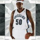 2009 Donruss Elite Basketball Card #52 Zach Randolph