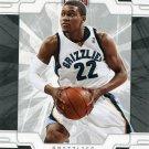 2009 Donruss Elite Basketball Card #53 Rudy Gay