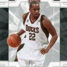 2009 Donruss Elite Basketball Card #61 Michael Redd
