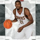 2009 Donruss Elite Basketball Card #62 Hakim Warrick