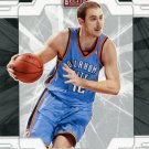 2009 Donruss Elite Basketball Card #84 Nenad Kristic