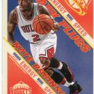 2013 Hoops Basketball Card Spark Plugs #5 Nate Robinson