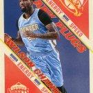 2013 Hoops Basketball Card Spark Plugs #6 Wilson Chandler