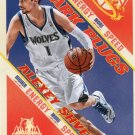 2013 Hoops Basketball Card Spark Plugs #7 Alexey Shved