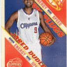 2013 Hoops Basketball Card Spark Plugs #10 Jared Dudley