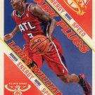 2013 Hoops Basketball Card Spark Plugs #23 Louis Williams