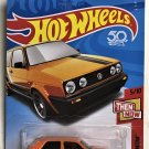 2018 Hot Wheels #95 Volkswagen Golf MK7