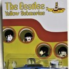 2018 Hot Wheels The Beetles Yellow Submarine #3 Fish'd N Chip'd
