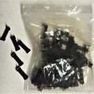 "1"" Black Nailless Sawtooth Hangers 100/bag"