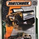 2018 Matchbox #112 Ford Bronco 4x4