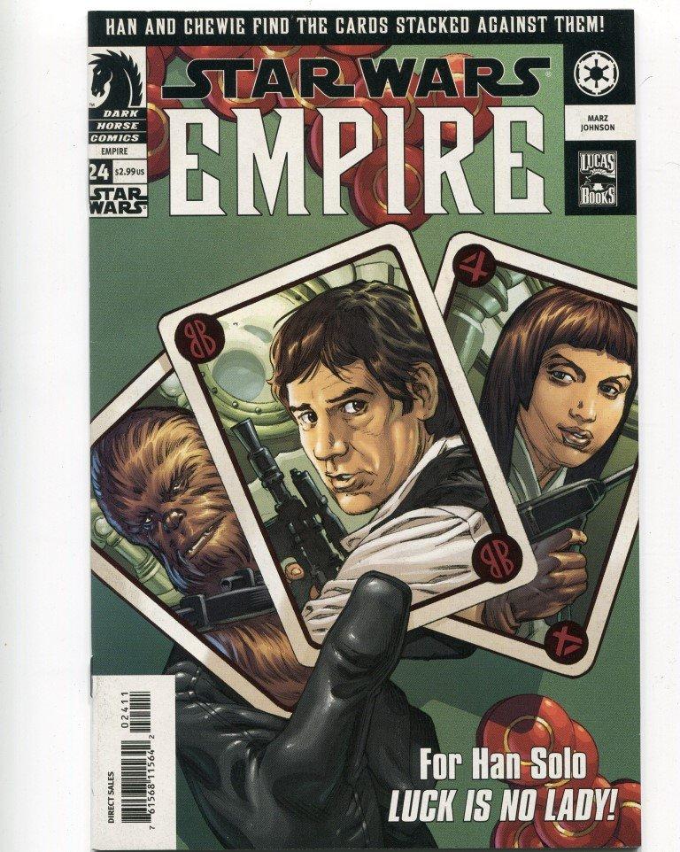 Dark Horse Comics Star Wars Empire #24