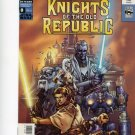 Dark Horse Comics Star Wars Knights of the Old Republic / Rebellion