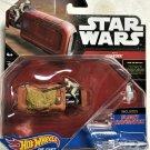 2016 Hot Wheels Star Wars Starships Rey's Speeder