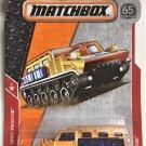 2018 Matchbox #57 RSQ-18 Tank