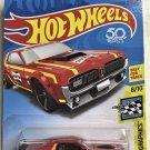 2018 Hot Wheels #106 68 Mercury Cougar