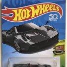 2018 Hot Wheels #119 17 Pagani Huayra Roadster