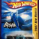 2007 Hot Wheels #15 1966 TV Series Batmobile