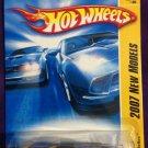2007 Hot Wheels #25 Solar Reflex