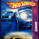 2007 Hot Wheels #44 Camaro Z28