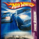2007 Hot Wheels #59 58 Corvette