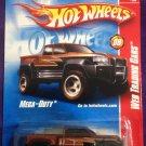 2008 Hot Wheels #84 Mega Duty