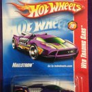 2008 Hot Wheels #94 Maelstrom PURPLE