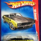 2008 Hot Wheels #97 69 Camaro