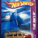 2008 Hot Wheels #118 41's Woodie