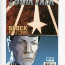 IDW Comics Star Trek Spock Reflections #3