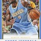 2012 Panini Basketball Card #6 Andre Iguodala